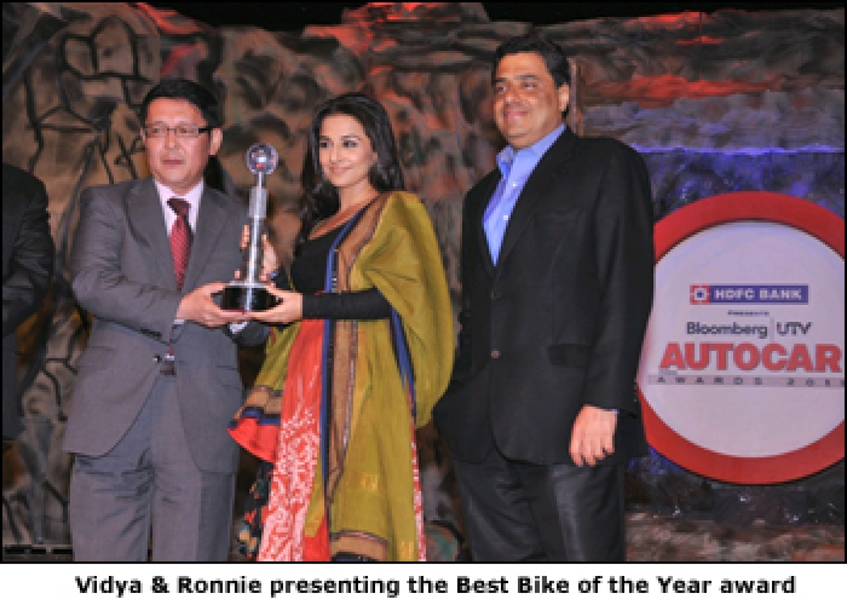 Bloomberg UTV | Autocar India Awards 2011 honors the automobile industry
