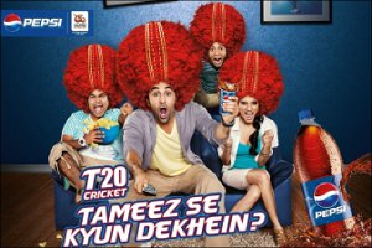 Yeh T20 hai boss... Na tameez se khela jaata hai... Na tameez se dekha jaata hai!