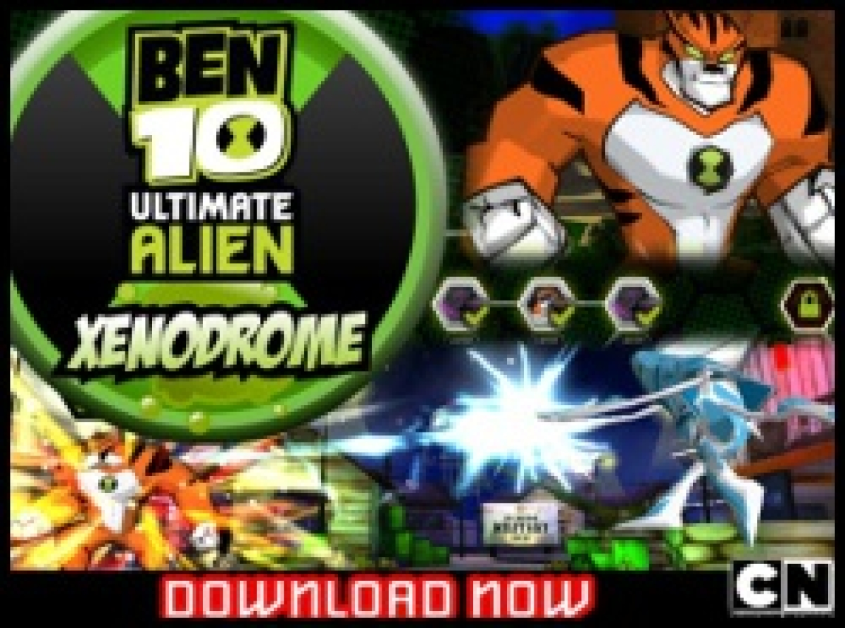 'It's Hero Time!' as new Ben 10 game tops India app charts