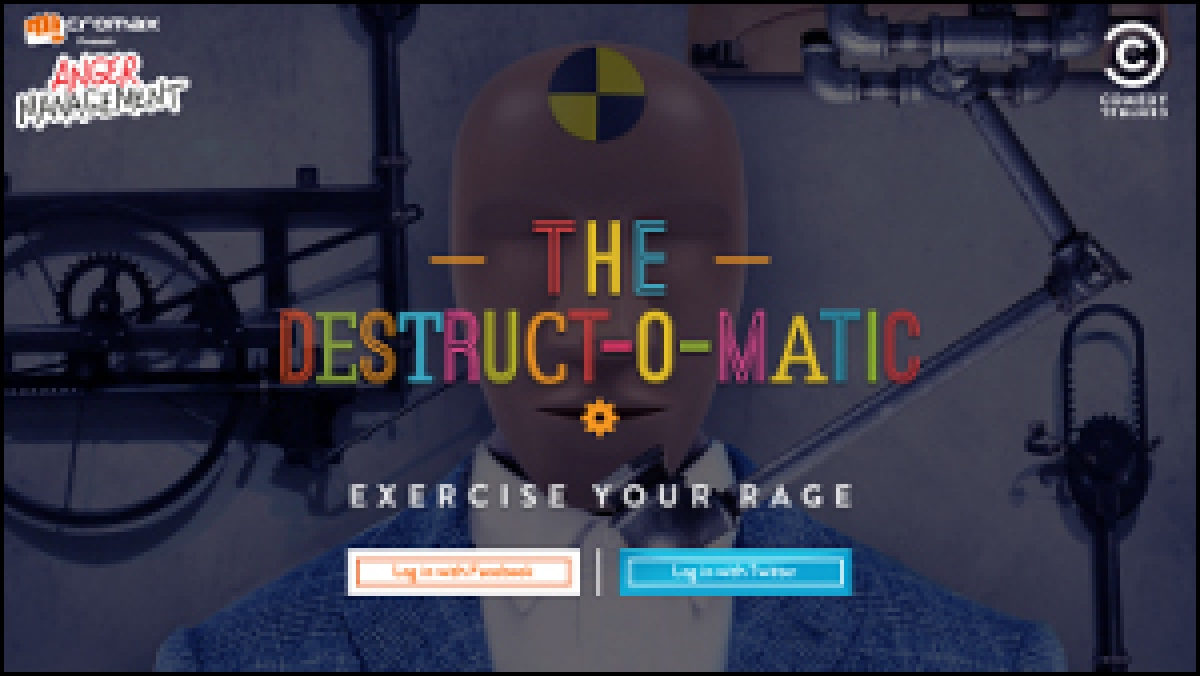 Vent out your anger with 'Destruct-o-matic', new app from Comedy Central