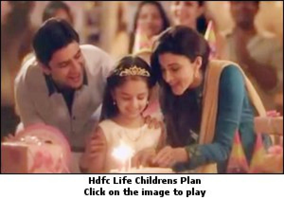 HDFC Life's campaign urges parents to make 'birthday' a perfect occasion to invest in long-term financial plan for child's secure future