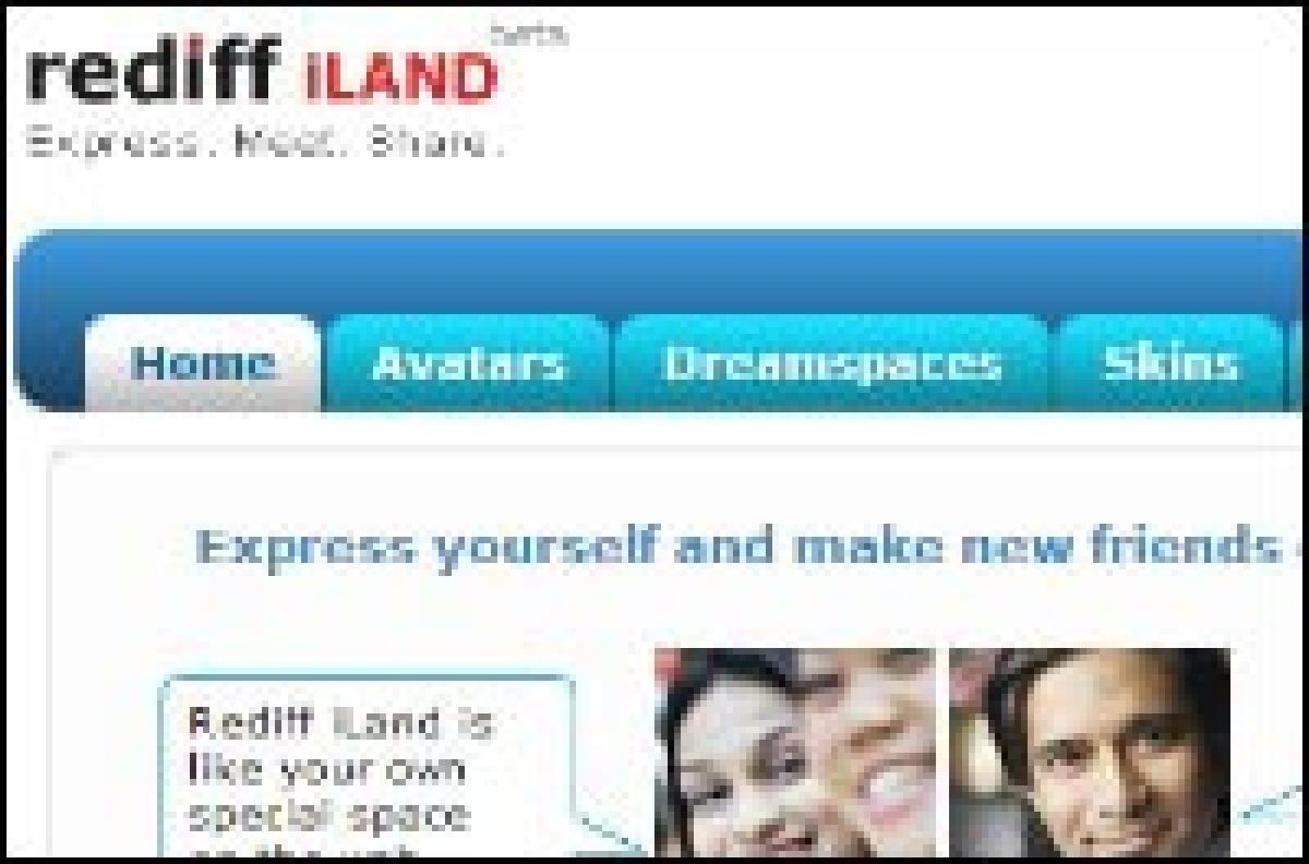 Rediff iLand goes desi, adds 8 regional languages