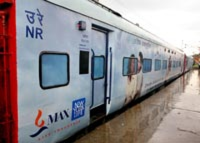 Indian Railways, Max New York Life Insurance enter into partnership