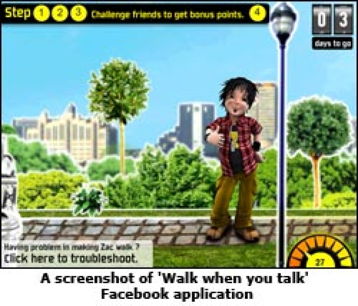 Idea Cellular lets you experience 'Walk when you talk' online