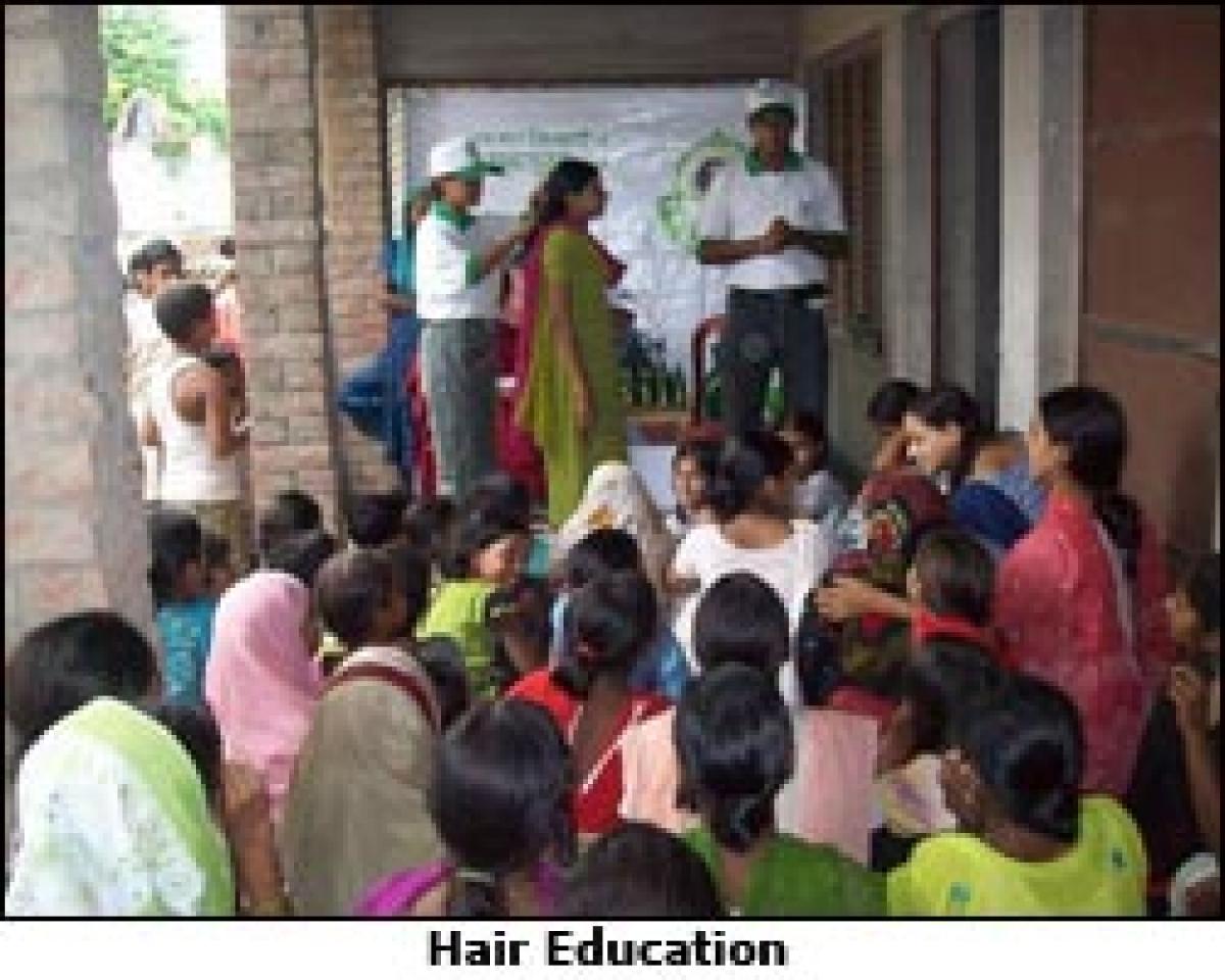 Hair and how: Dabur promotes hair oil through rural beauty pageant