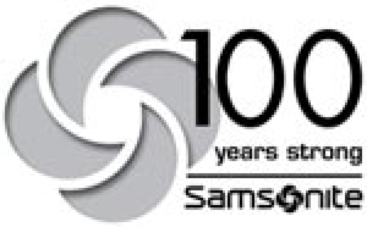 100 years and counting: Samsonite on a branding spree