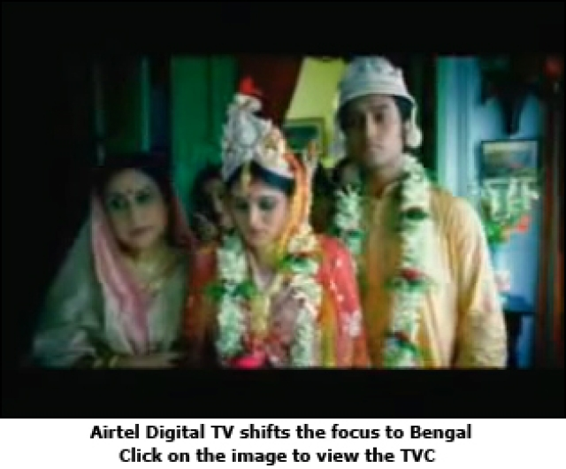 Airtel Digital TV: Packing your culture along