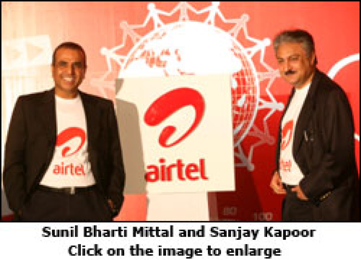 Airtel dons a new look, plans to be closer to consumers across the globe