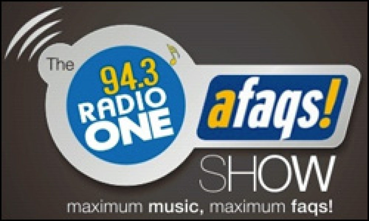 afaqs! now on radio; partners Radio One
