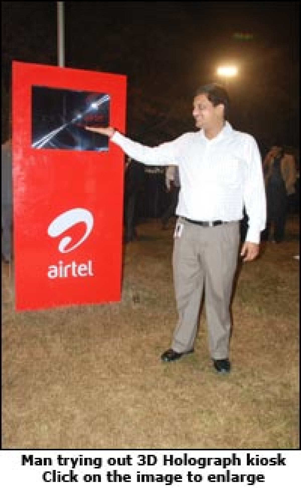 Brand Box creates buzz for Airtel's revamped logo
