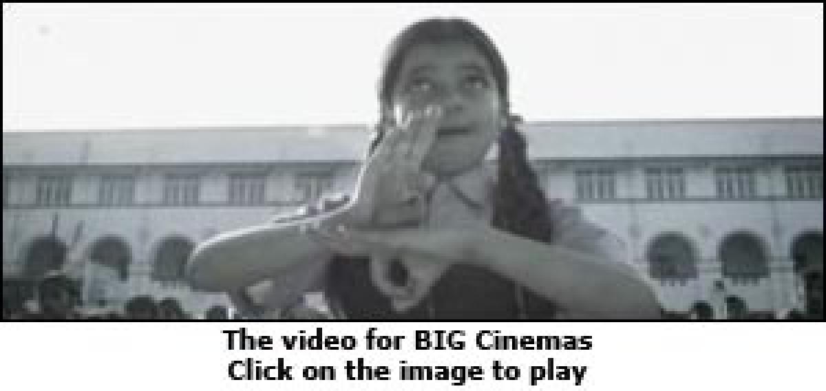 Mudra Group crafts silent National Anthem for BIG Cinemas