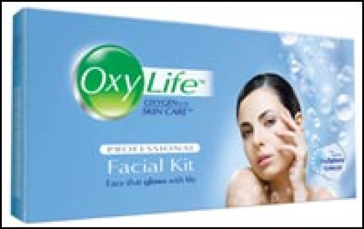 Dabur Oxylife: A Facial Conclave