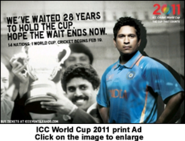 ICC Cricket World Cup 2011: Aiming for 'The Cup that Counts'