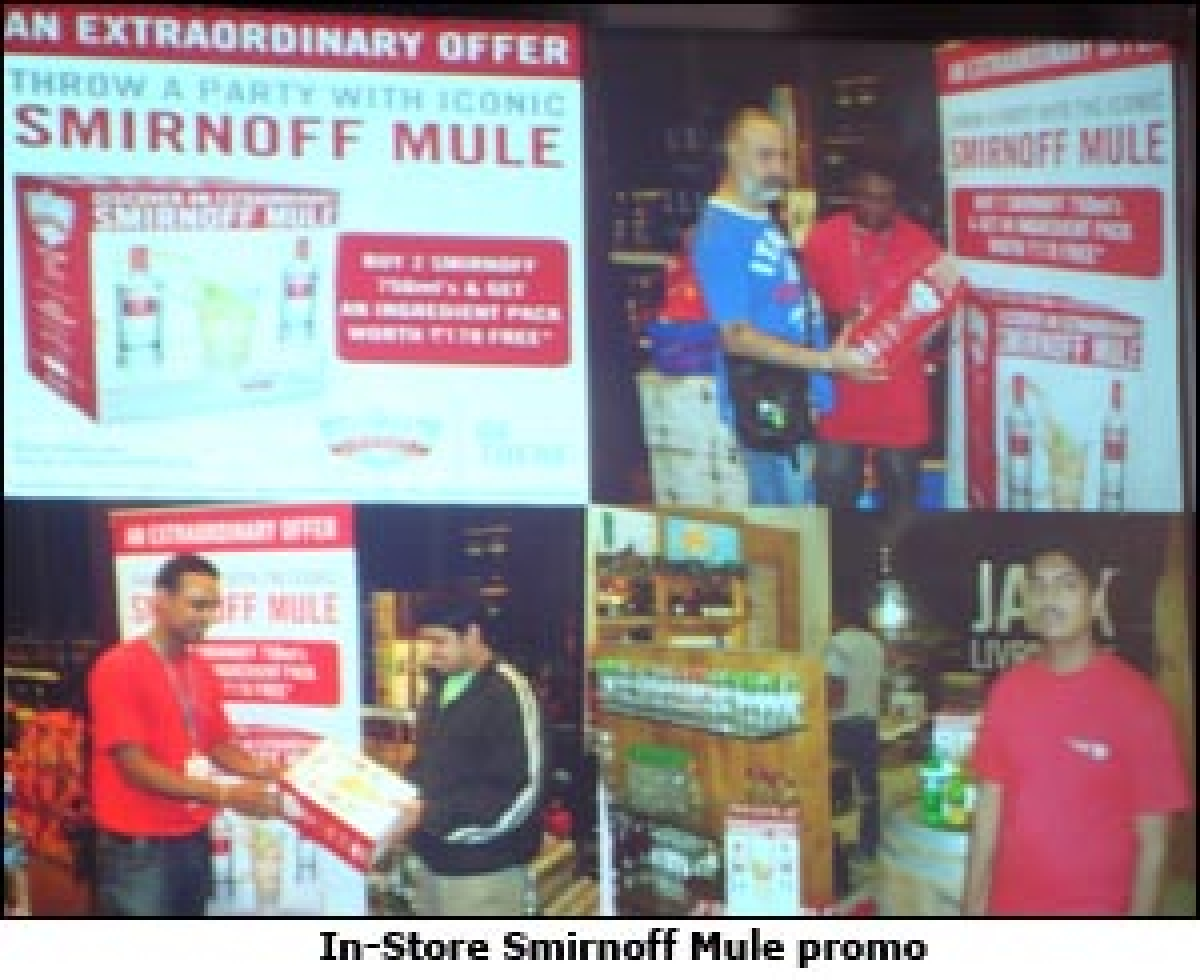 """""""Right range, clear merchandising and effective promotions are imperative for in-store effectiveness"""": Shubhranshu Singh, Diageo"""
