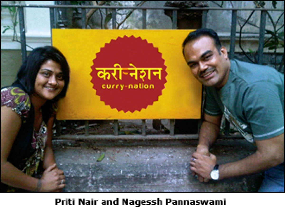 Priti Nair joins hands with Nagessh Pannaswami to lead Curry-Nation