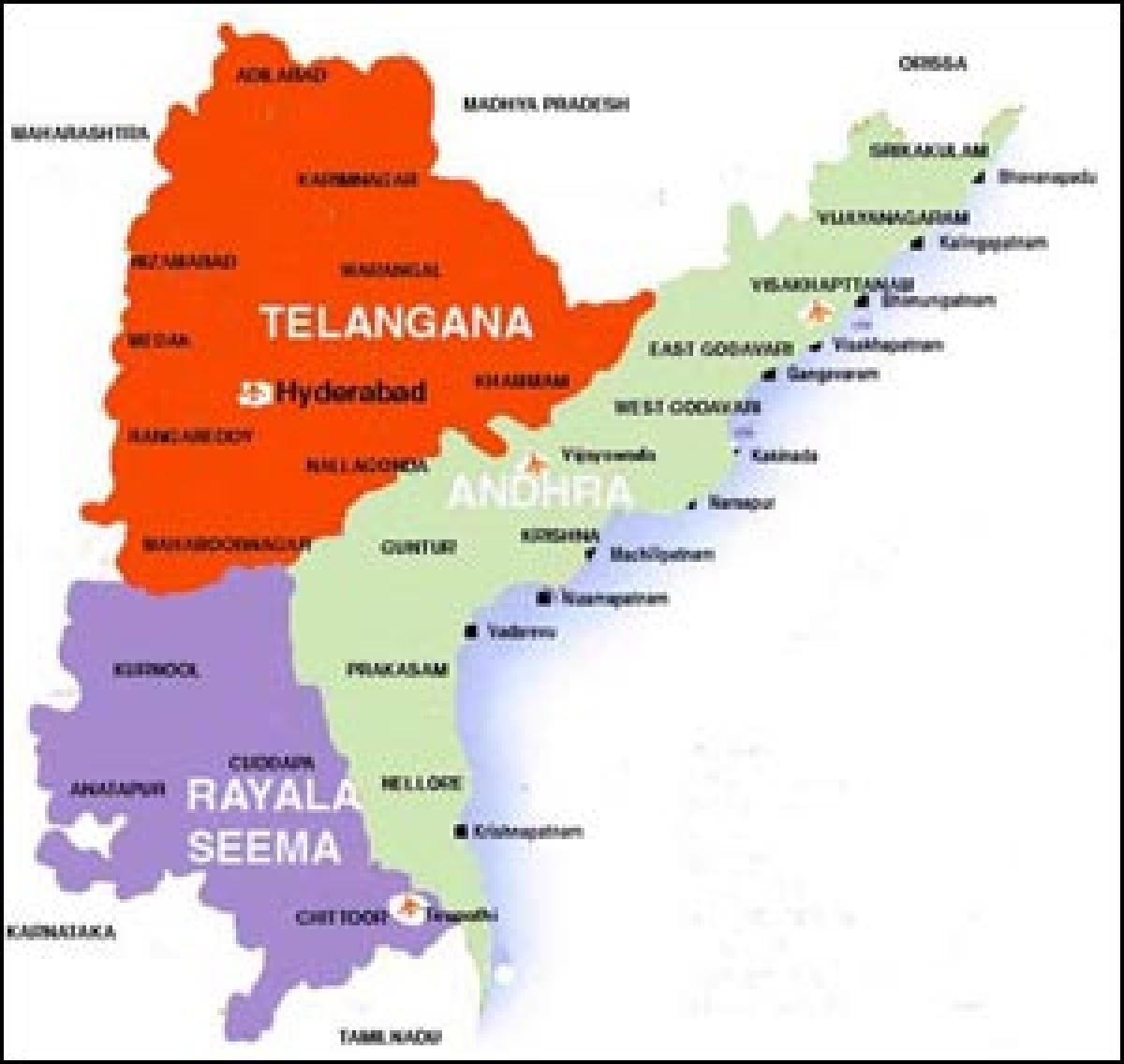 Andhra Pradesh gets new Telugu daily Namasthe Telangana