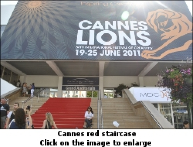 Cannes 2011: Mudra Vs BBDO India: 7:5 on Day 1