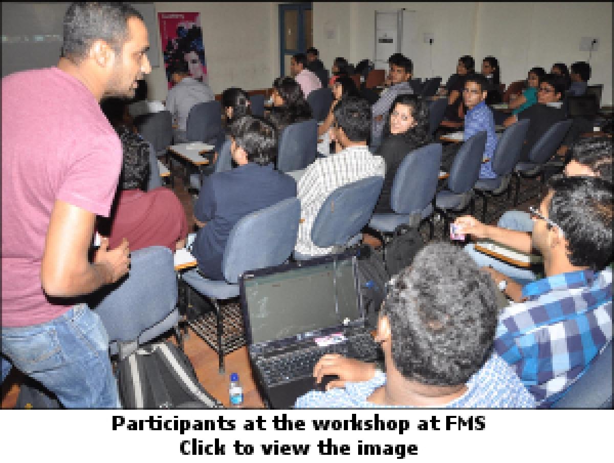 afaqs! workshop: Decoding social media for marketing