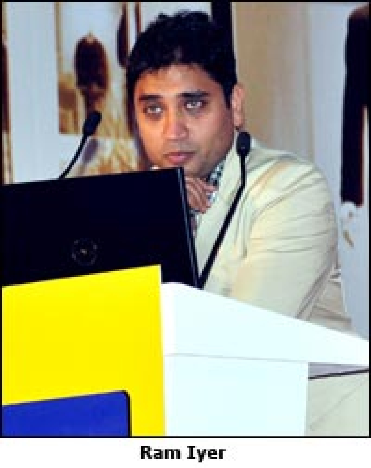 Technology the driving factor in retail: Ram Iyer, Vodafone
