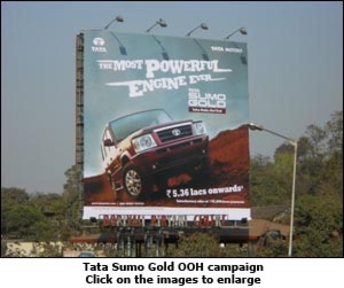 Tata Sumo Gold: Smooth ride on rough creative