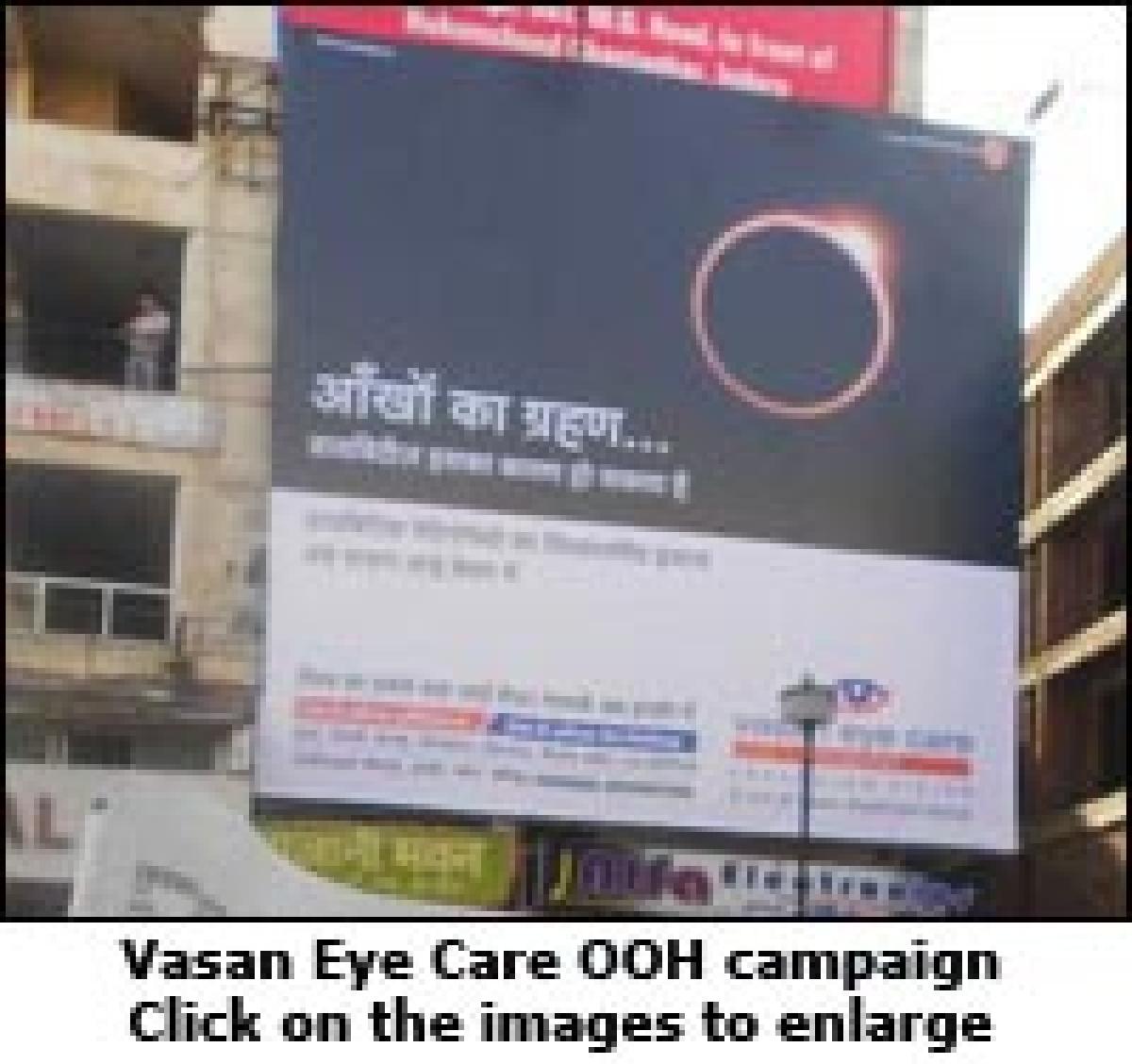 Vasan Eye Care grabs eyes with execution