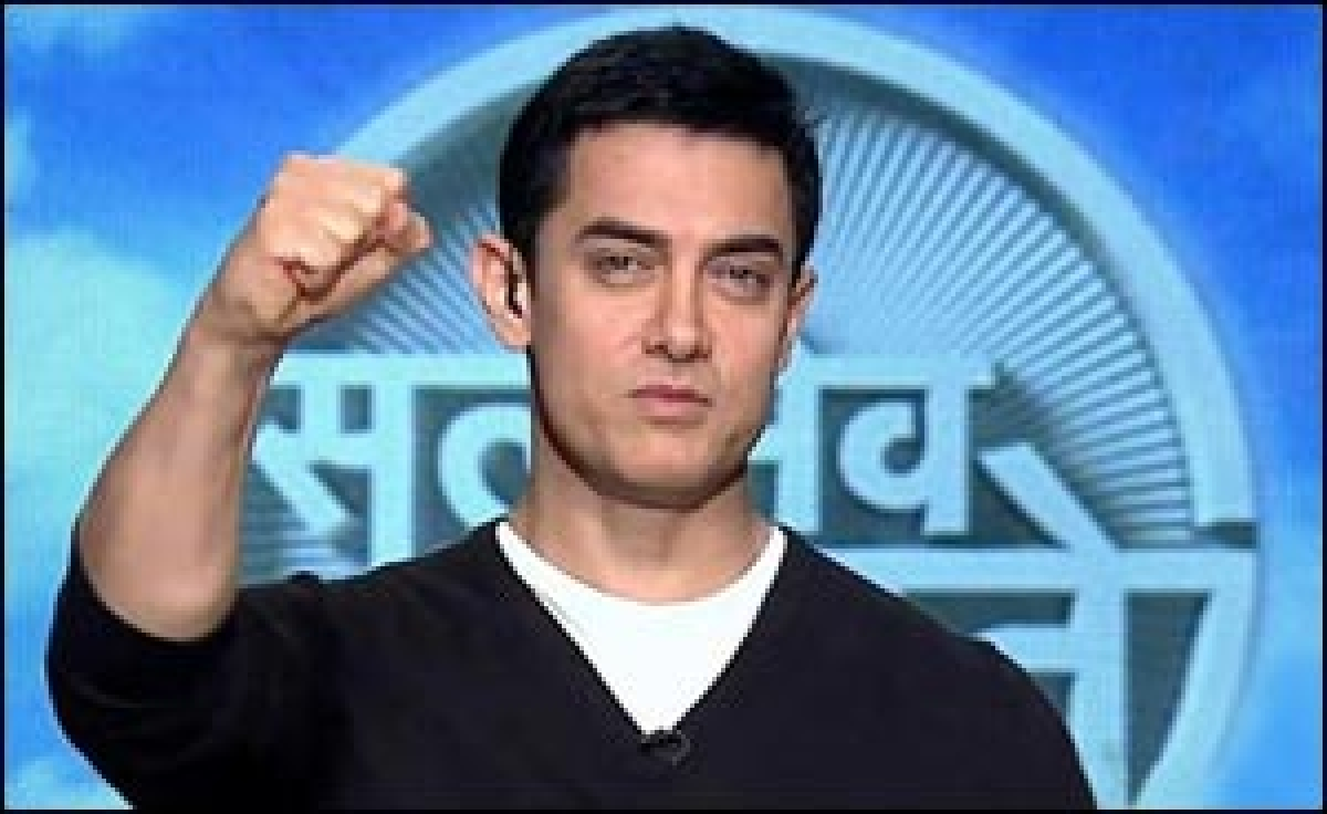 Satyamev Jayate opens with 3 TVR on Star Plus; fails to make it to the HSM Top 10