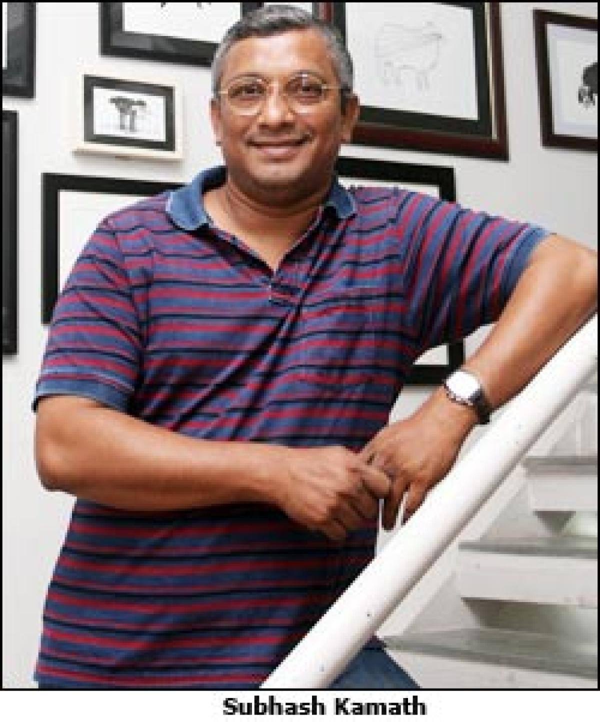 Defining Moments: Subhash Kamath: The journey has begun again