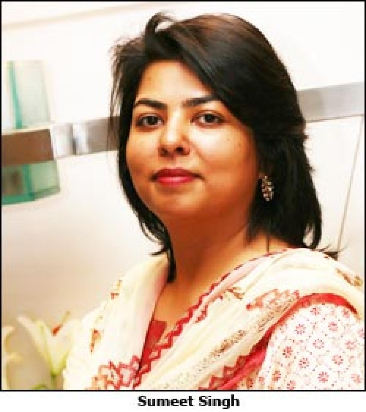 """Reading Room: """"I like mysteries, too"""": Sumeet Singh"""