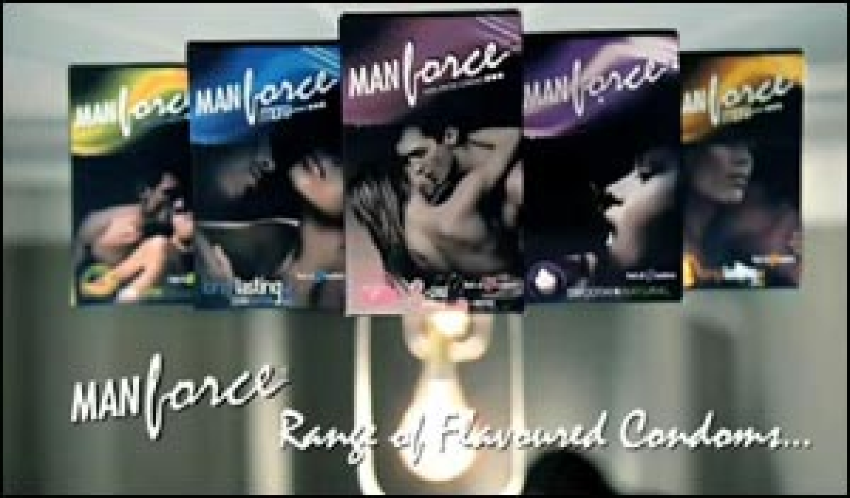 Contract wins creative duties for Mankind Pharma's Manforce condom