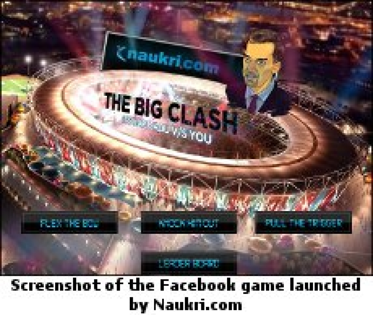 Naukri.com launches social game, The Big Clash