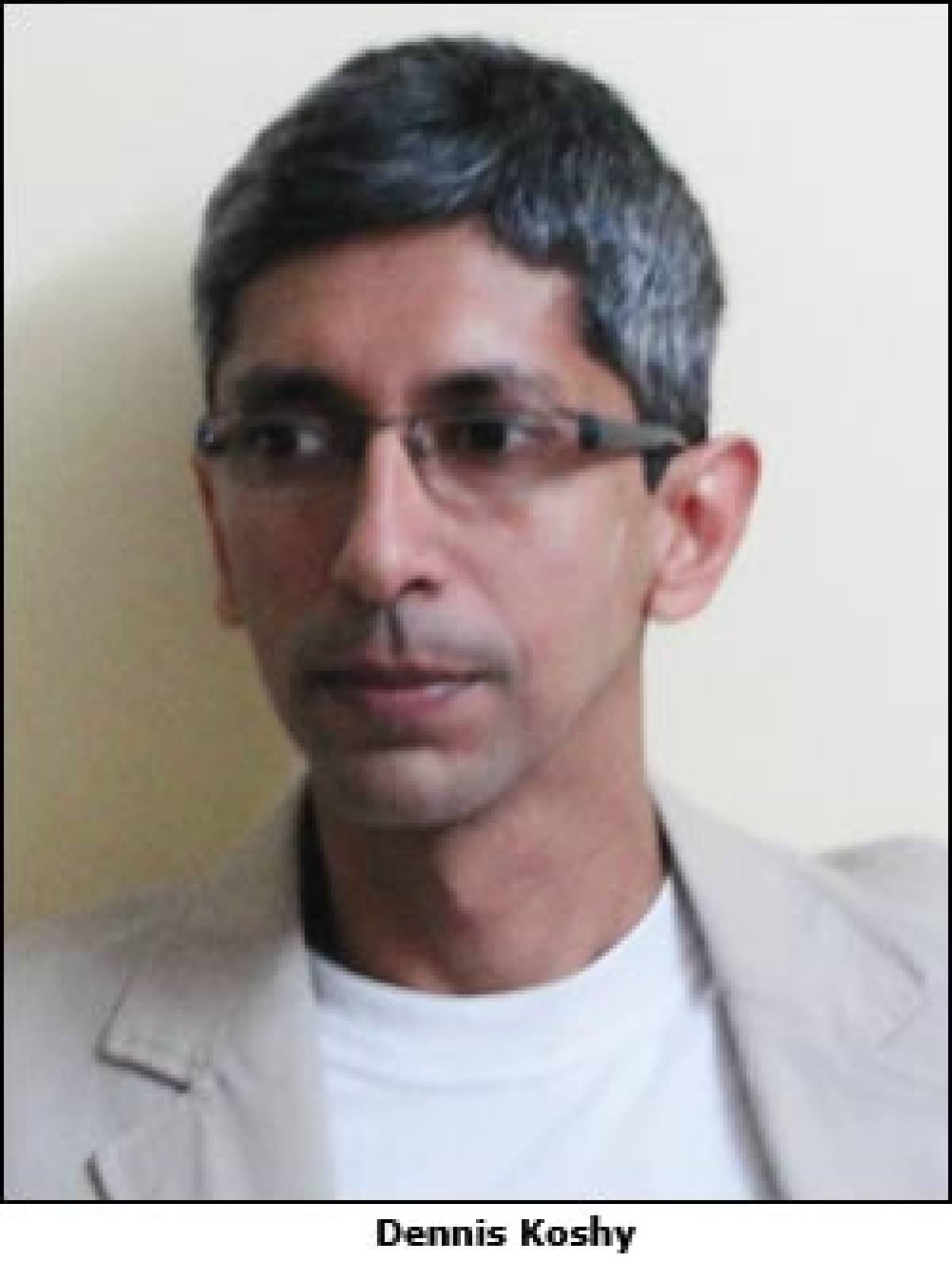 Draftfcb Ulka appoints Dennis Koshy as VP, Bengaluru