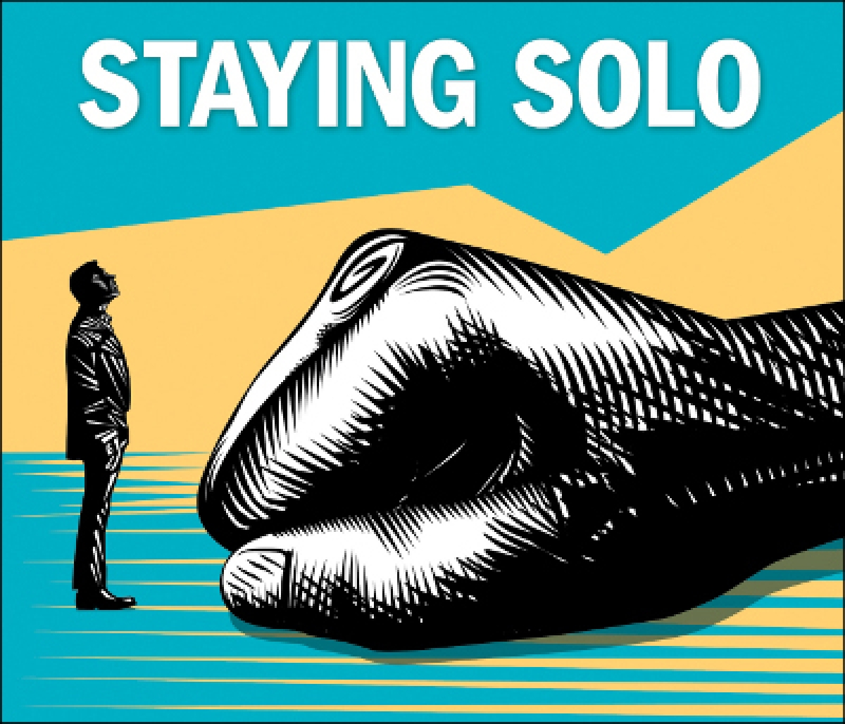 Staying Solo: Independent Agencies