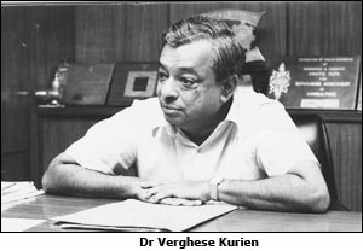 Remembering the father of the White Revolution, Dr Verghese Kurien