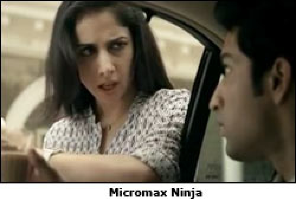 Micromax launches sneering 'sequel' to Samsung campaign