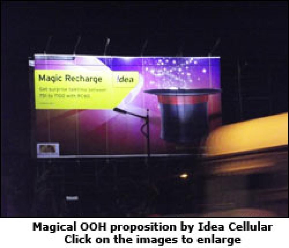 Idea's Magic Hat brings out unique offer