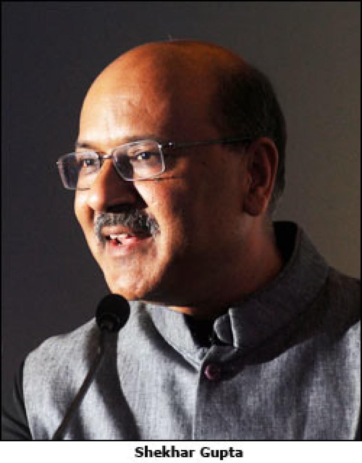 TV.NXT 2012: We don't need regulators, we need good editors: Shekhar Gupta