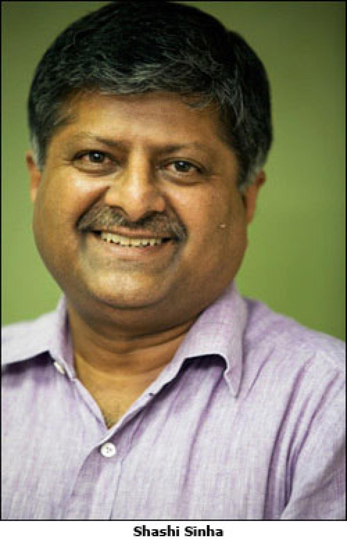 Shashi Sinha is the IPG Mediabrands India CEO; Lynn de Souza quits