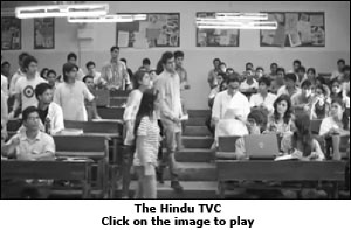 The Hindu: It's time to behave!
