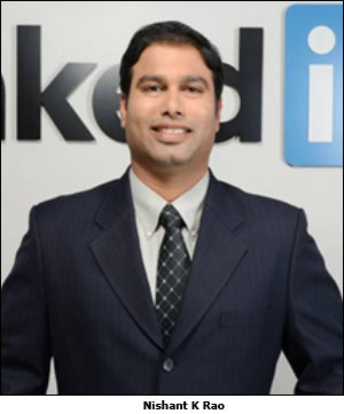 LinkedIn names Nishant K Rao as country manager, India