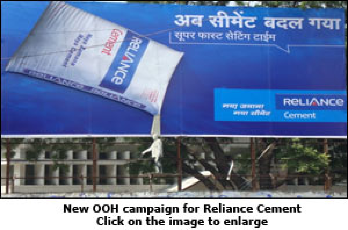 Reliance Cement: New on OOH