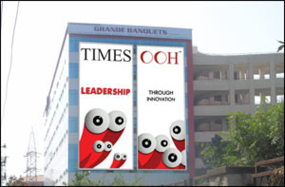 Times OOH acquires ad rights to BMTC