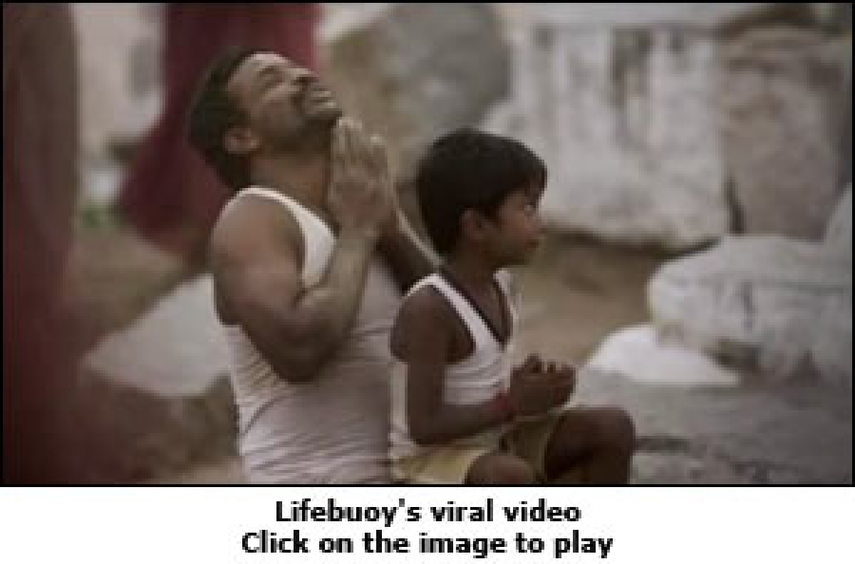 Lifebuoy's moving message