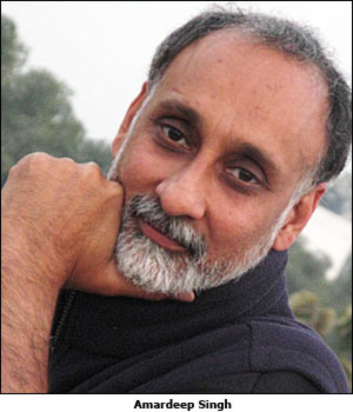 L&K CCO Amardeep Singh quit