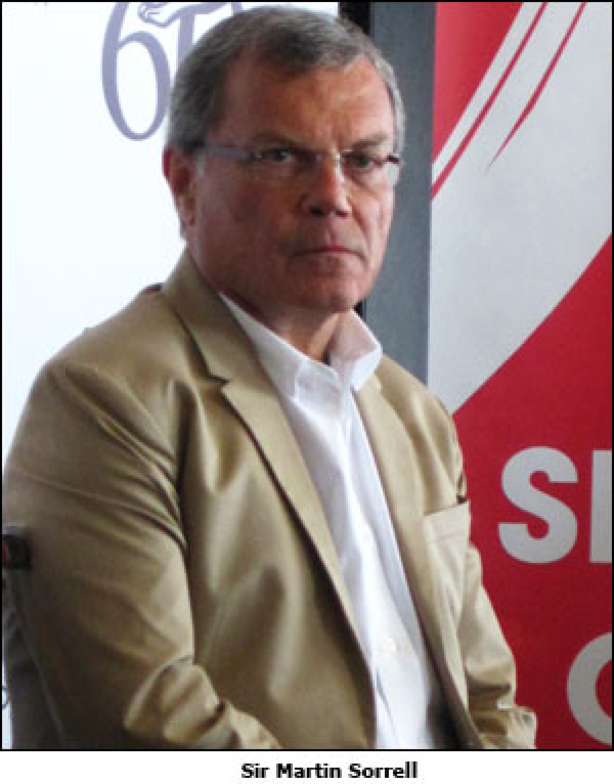 Cannes 2013: Cannes Debate-Sir Martin Sorrell indulged Coke honchos