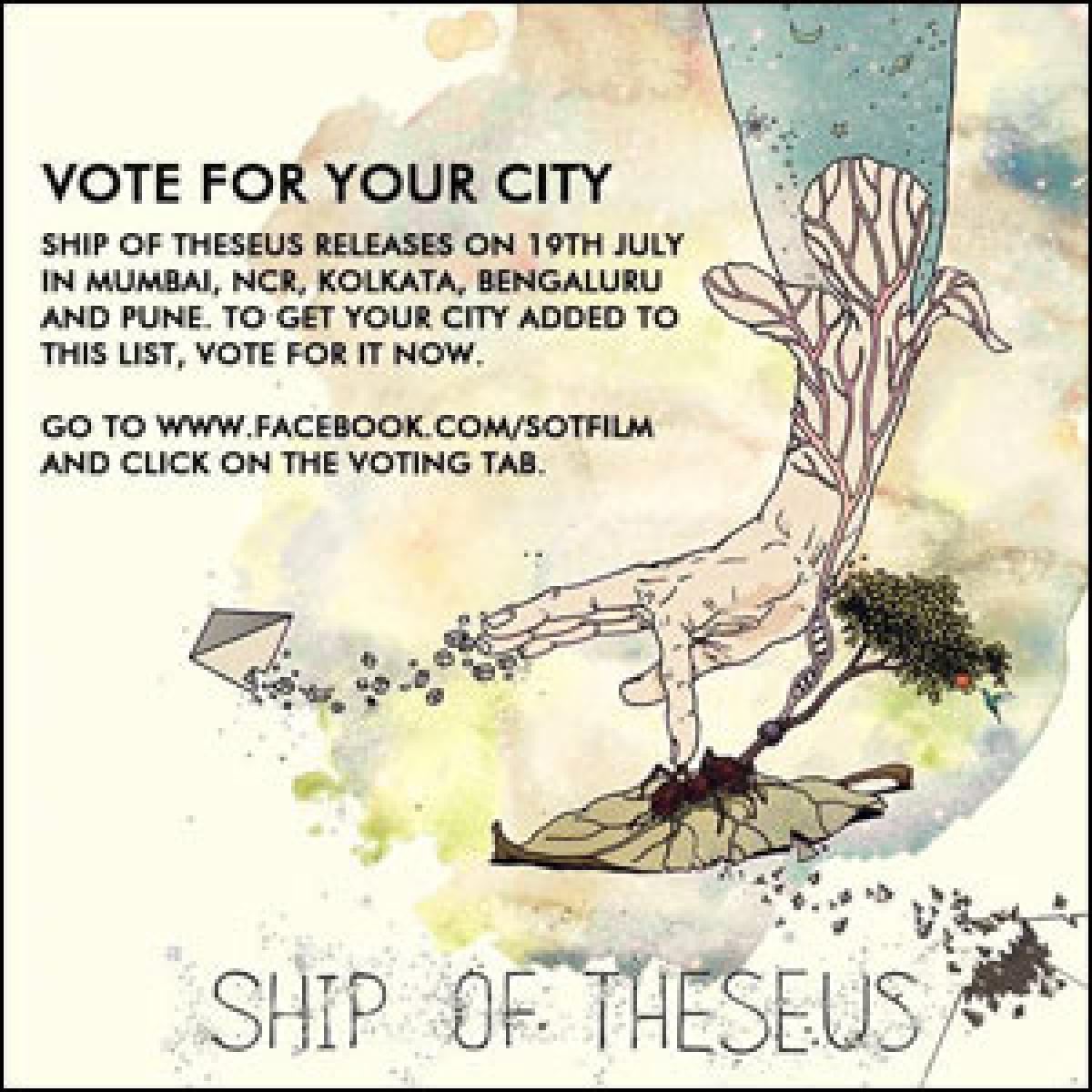 Disney UTV runs digital campaign to distribute Ship of Theseus