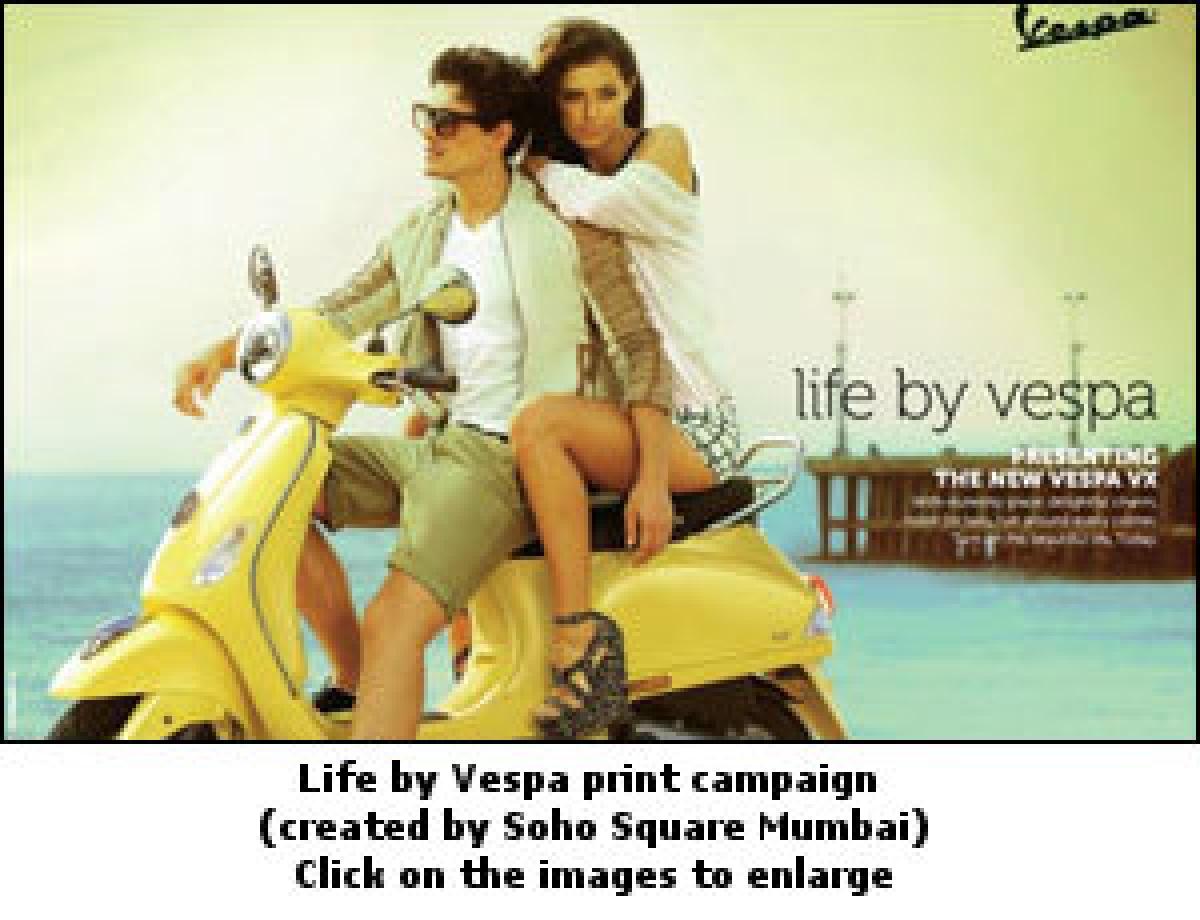 Vespa: Style over mileage