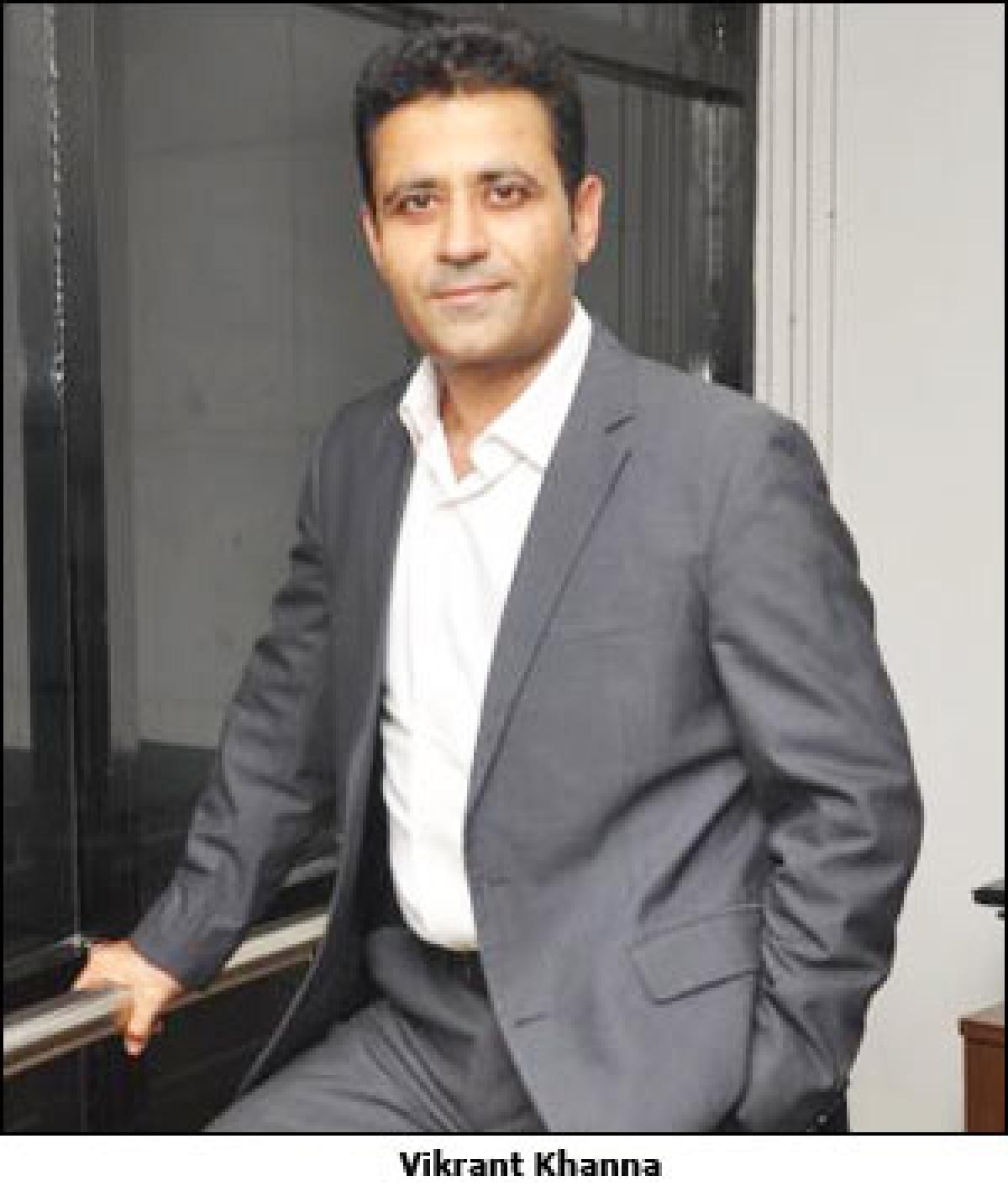 Profile: Vikrant Khanna: Insightful