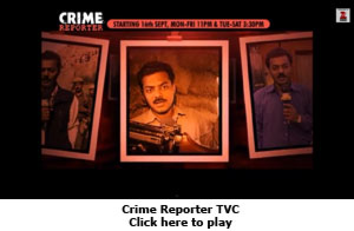 It's raining crime shows on the Indian television space