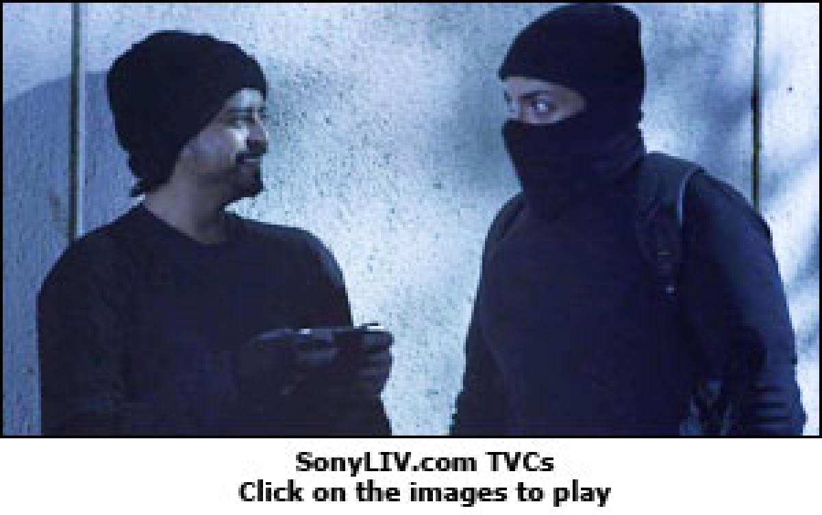 SonyLIV's 'little escapes'