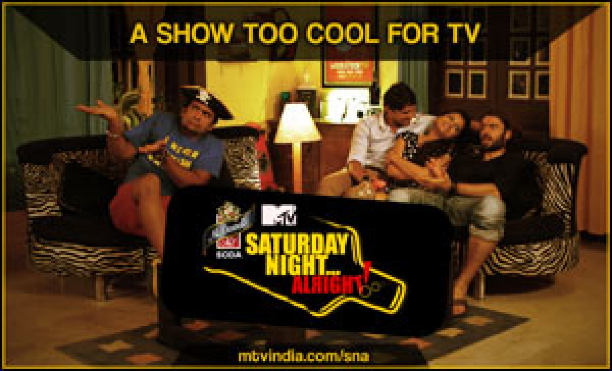 MTV's first web fiction show is 'too cool for TV'